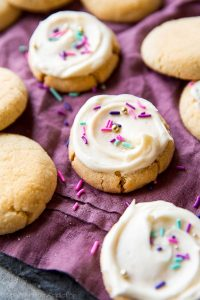 Cream Cheese Sugar Cookies