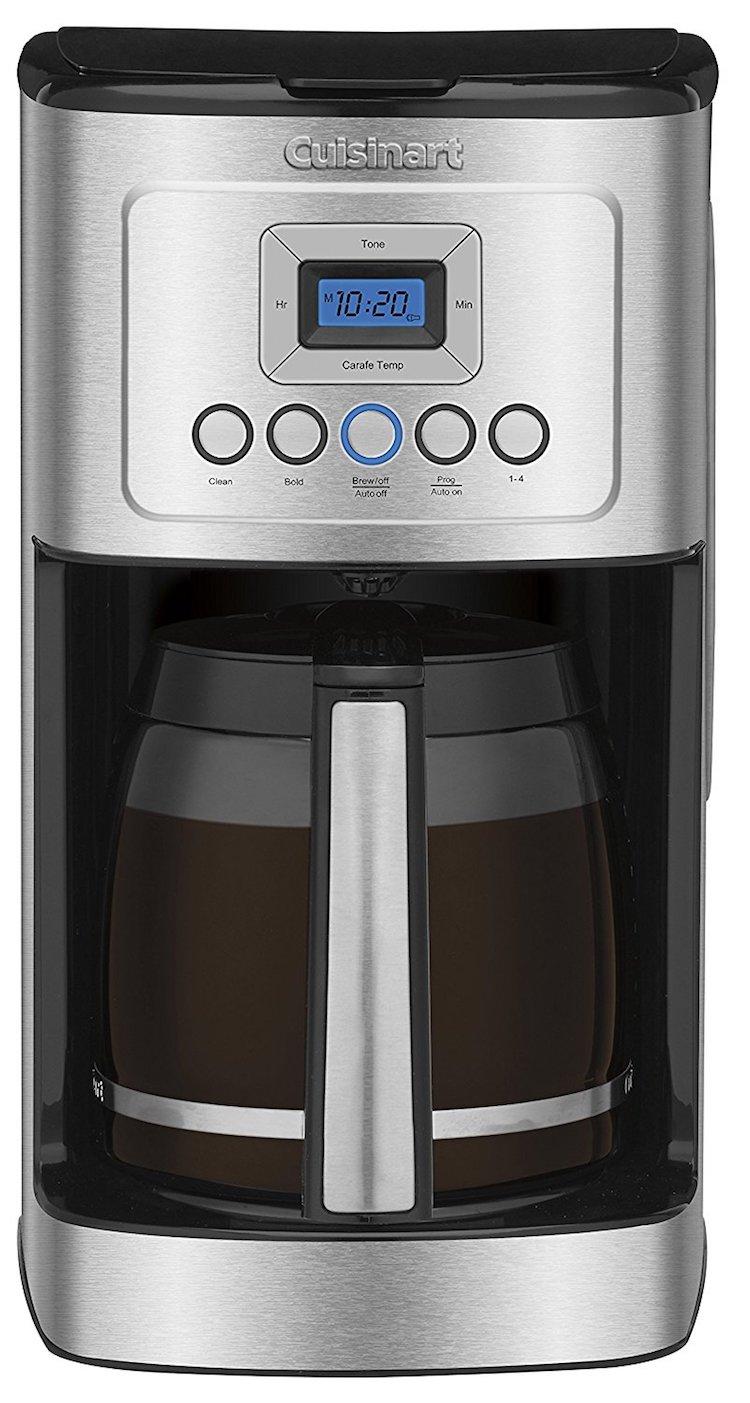 Cuisinart 14-Cup Glass Carafe Programmable Coffeemaker