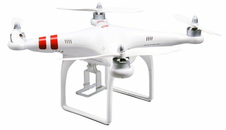 DJI Phantom Aerial UAV Drone Quadcopter