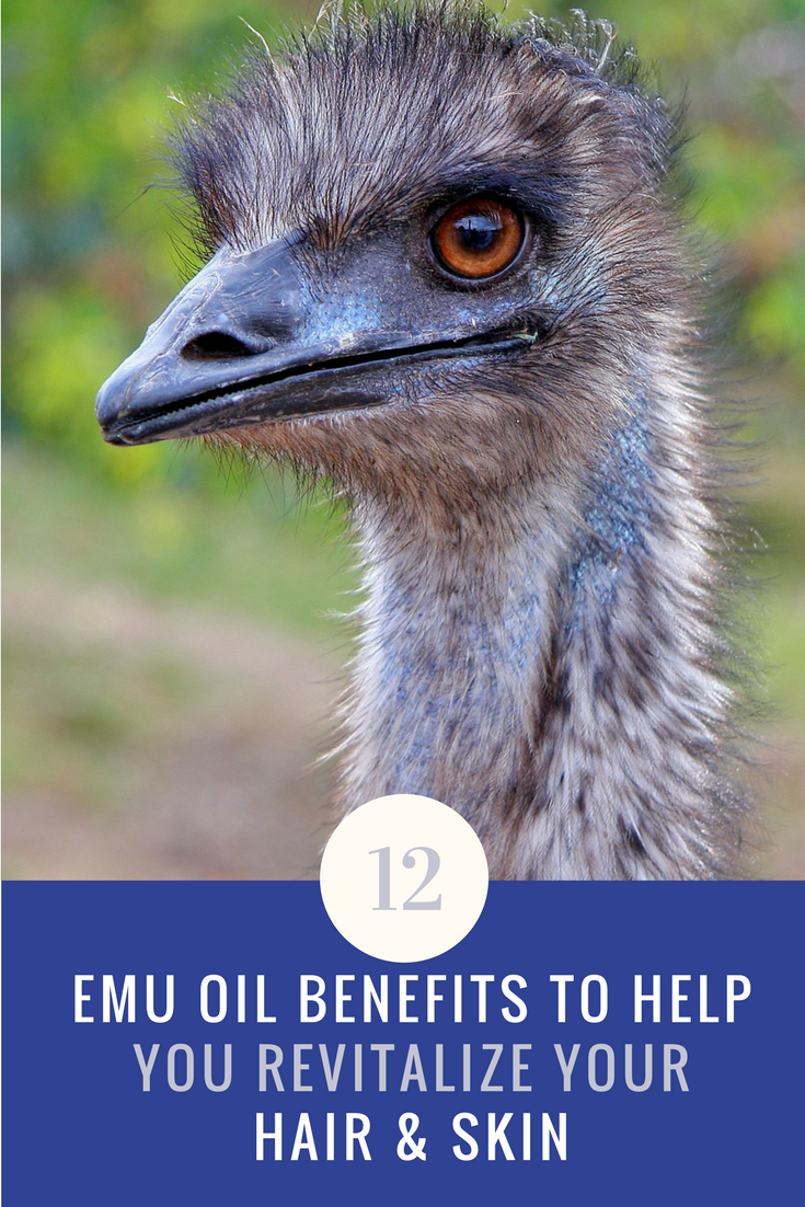 12 Emu Oil Benefits to Help You Revitalize Your Hair & Skin. | Ideahacks.com