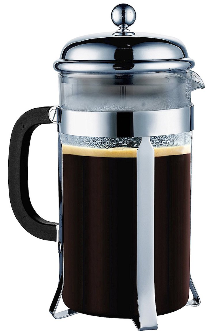 French Press Coffee & Tea Makers 8 Cup