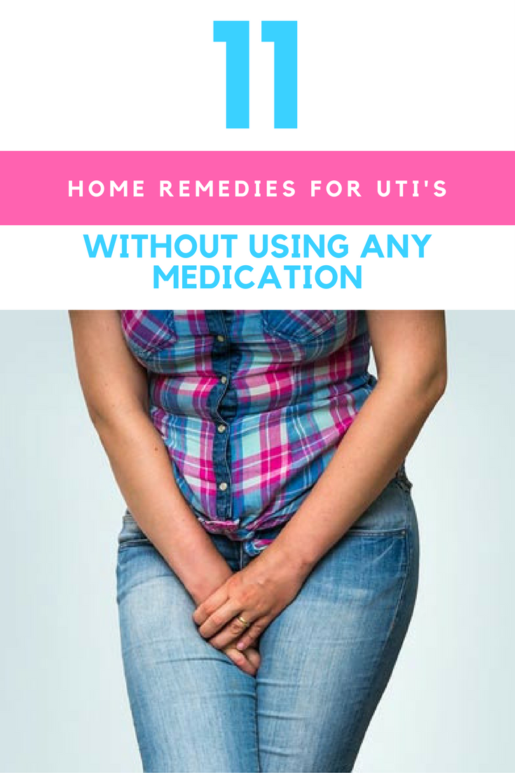 11 Home Remedies For UTI's Without Using Medication. | Ideahacks.com