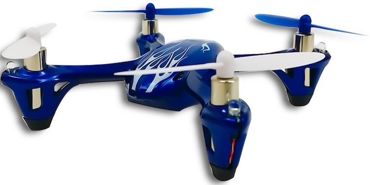 Hubsan X4 H107L LED Quadcopter