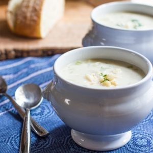 Island Clam Chowder