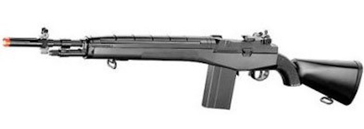 M14 Spring Airsoft Sniper Rifle