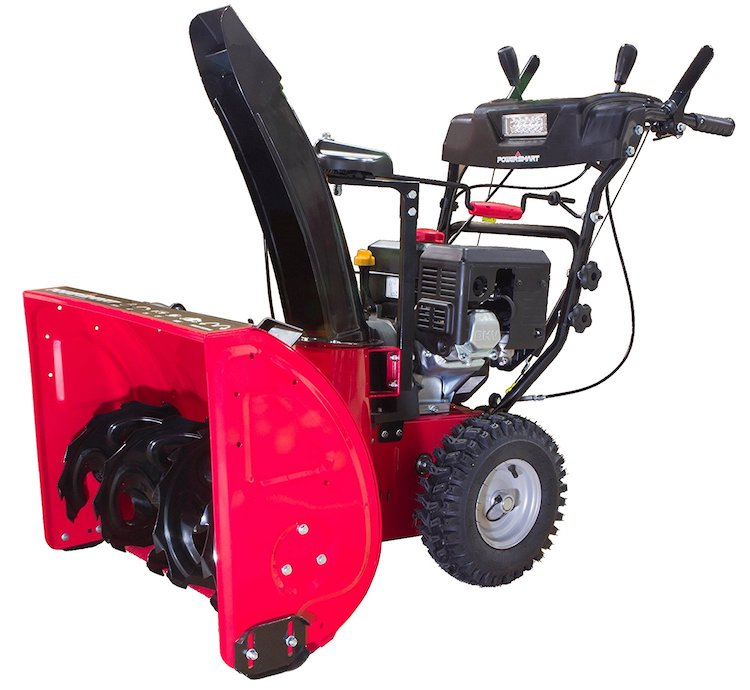 Power Smart Two Stage Snow Thrower