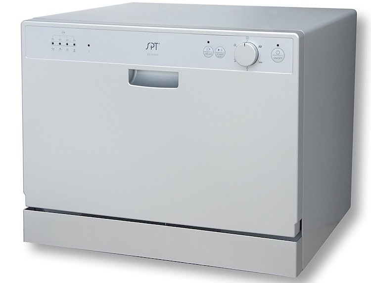 SPT SD-2202S Countertop Dishwasher