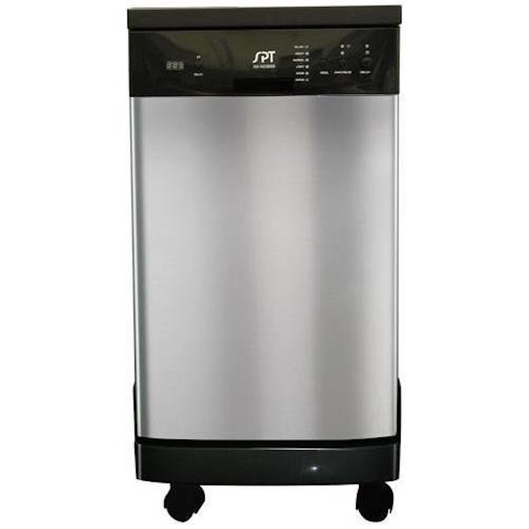 SPT SD-9241SS Energy Star Portable Dishwasher