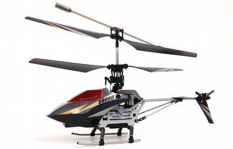 Syma 4 Channel Remote Control Helicopter