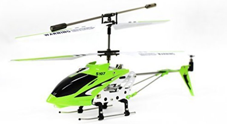 Syma S107G 3 Channel RC Radio Remote Control Helicopter