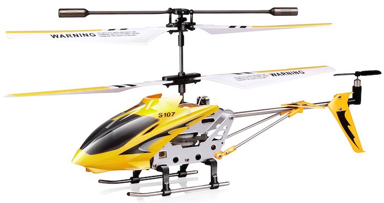 Syma S107/S107G 3 Channel RC Heli