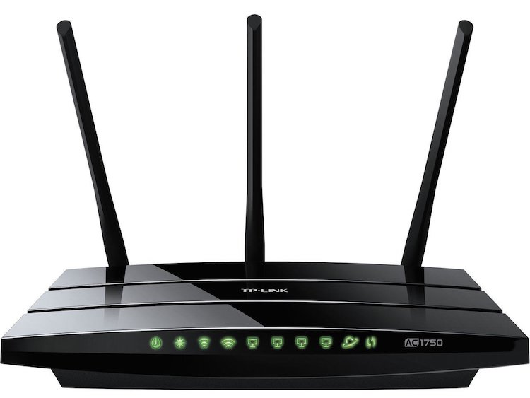TP-Link Archer C7 IEEE 802.11ac 1750 Mbps Wireless Router