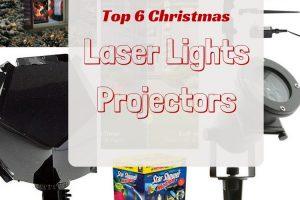 Top 6 Best Outdoor Christmas Laser Lights Projectors 2017