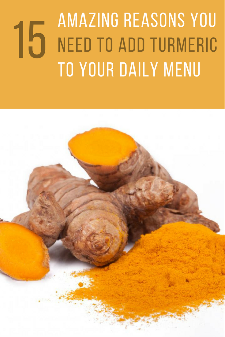 Turmeric Benefits: 15 Reasons You Need to Add This to Your Daily Menu. | Ideahacks.com