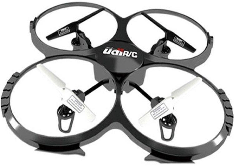 UDI U818A 2.4GHz 4 CH 6 Axis Gyro RC Quadcopter