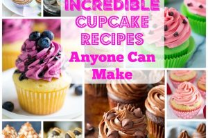 52 Incredible Cupcake Recipes Anyone Can Make. | Ideahacks.com