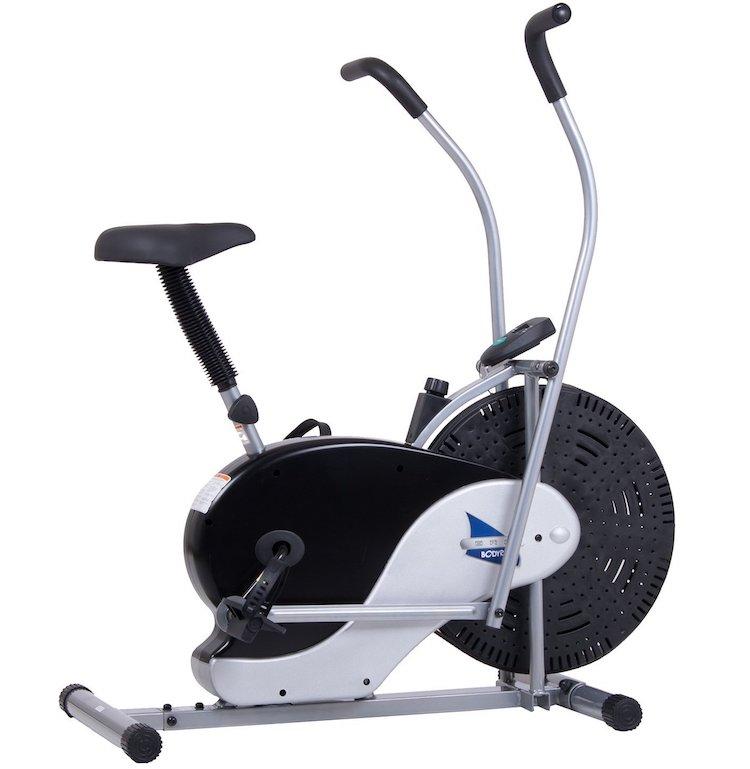 Body Rider BRF700 Fan Upright Exercise Bike