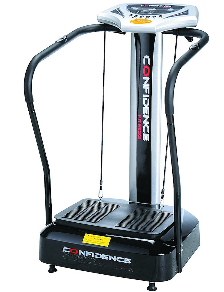 Confidence Slim Full Body Vibration Platform Machine