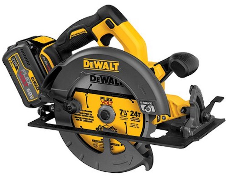 DEWALT MAX Brushless Circular Saw