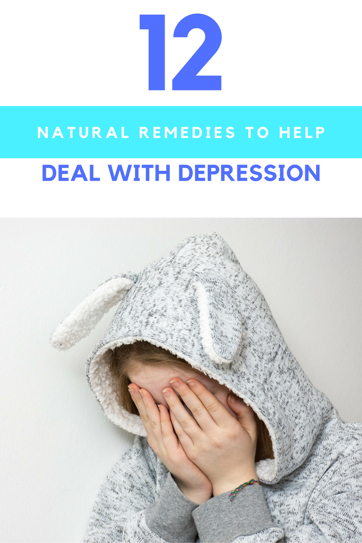 12 Natural Remedies To Help You Manage Depression. | Ideahacks.com
