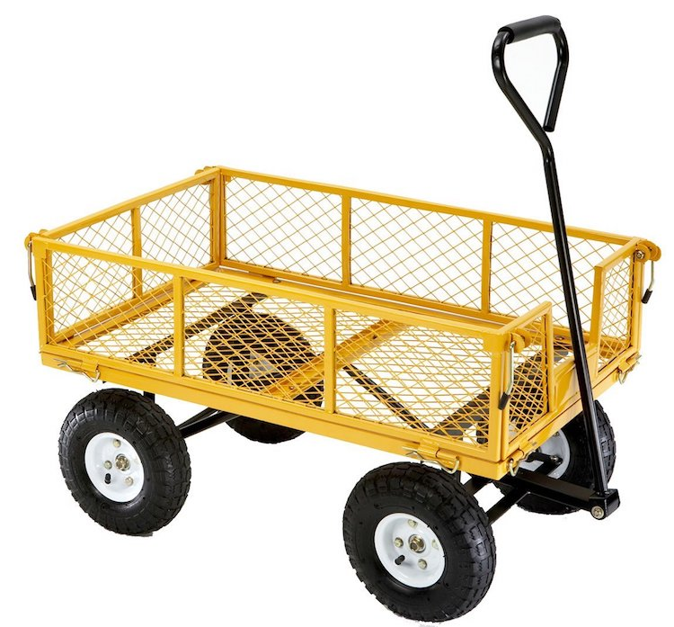 Farm & Ranch Steel Garden Cart