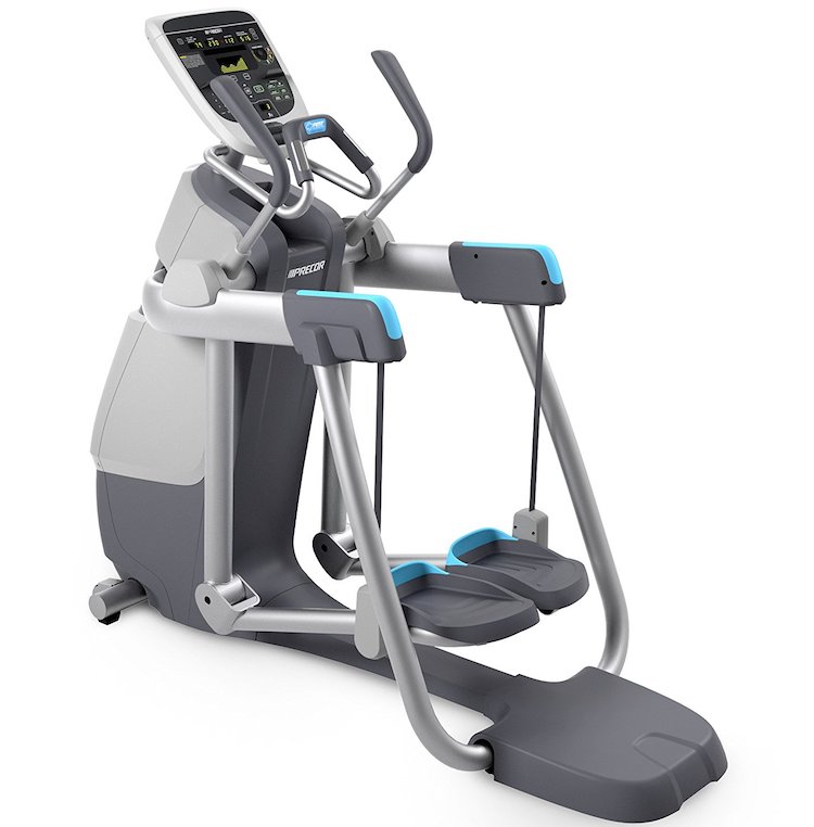 Precor AMT 835 Commercial Series Adaptive Motion Trainer