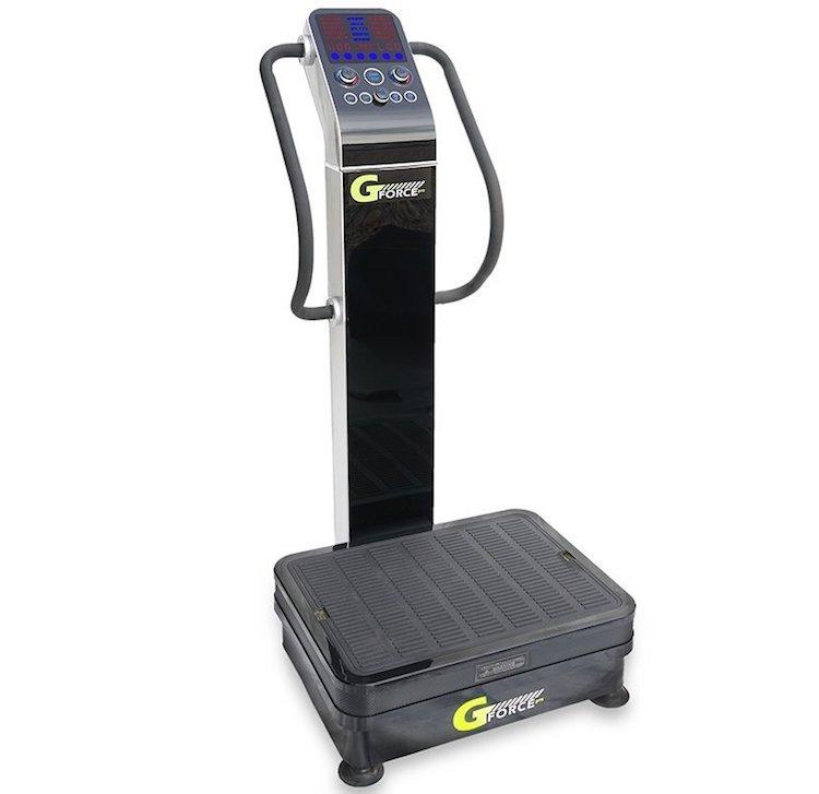 Professional Dual Motor Whole Body Vibration Machine