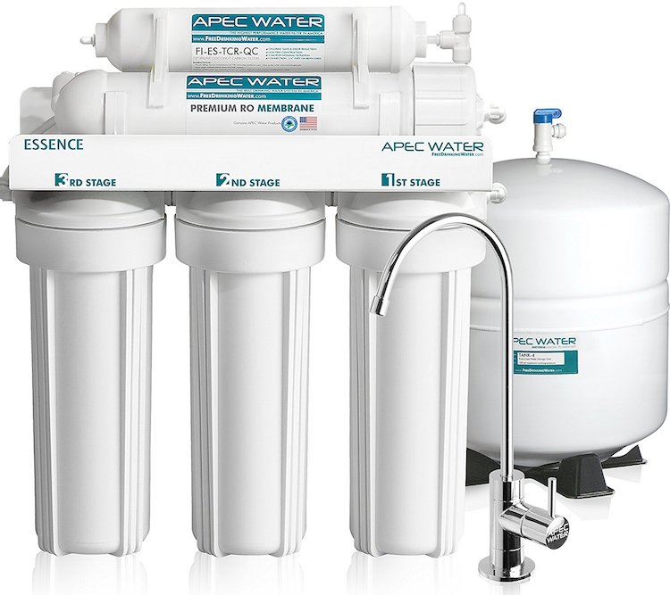 APEC Water Reverse Osmosis Drinking Water Filter System