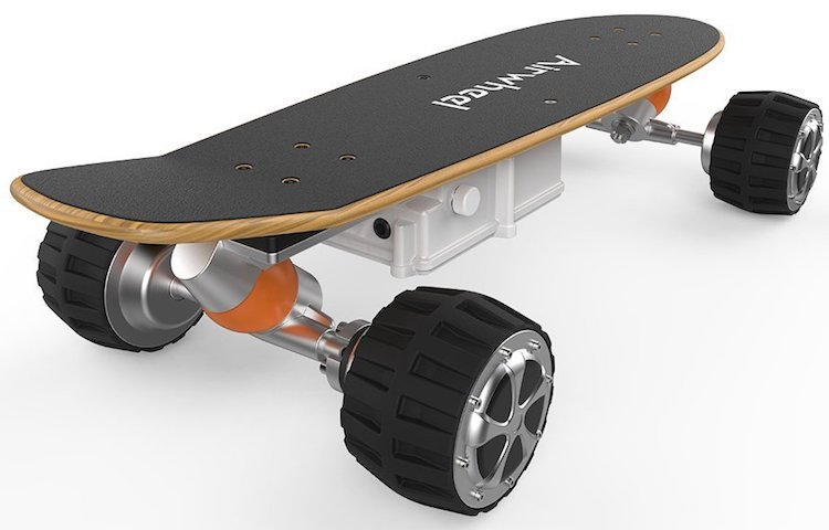 Airwheel M3 Electric Longboard Skateboard