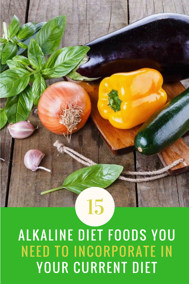 15 Alkaline Diet Foods You Need to Incorporate In Your Current Diet. | Ideahacks.com