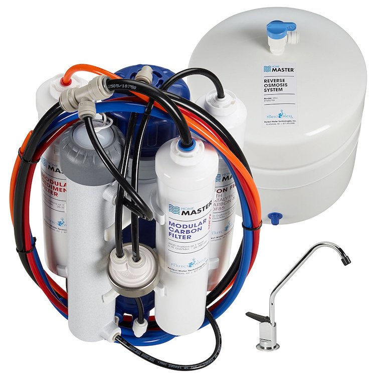 Home Master TMULTRA Ultra Undersink Reverse Osmosis Water Filter System