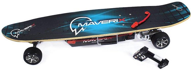 Maverix USA Cruiser 600W Skateboard