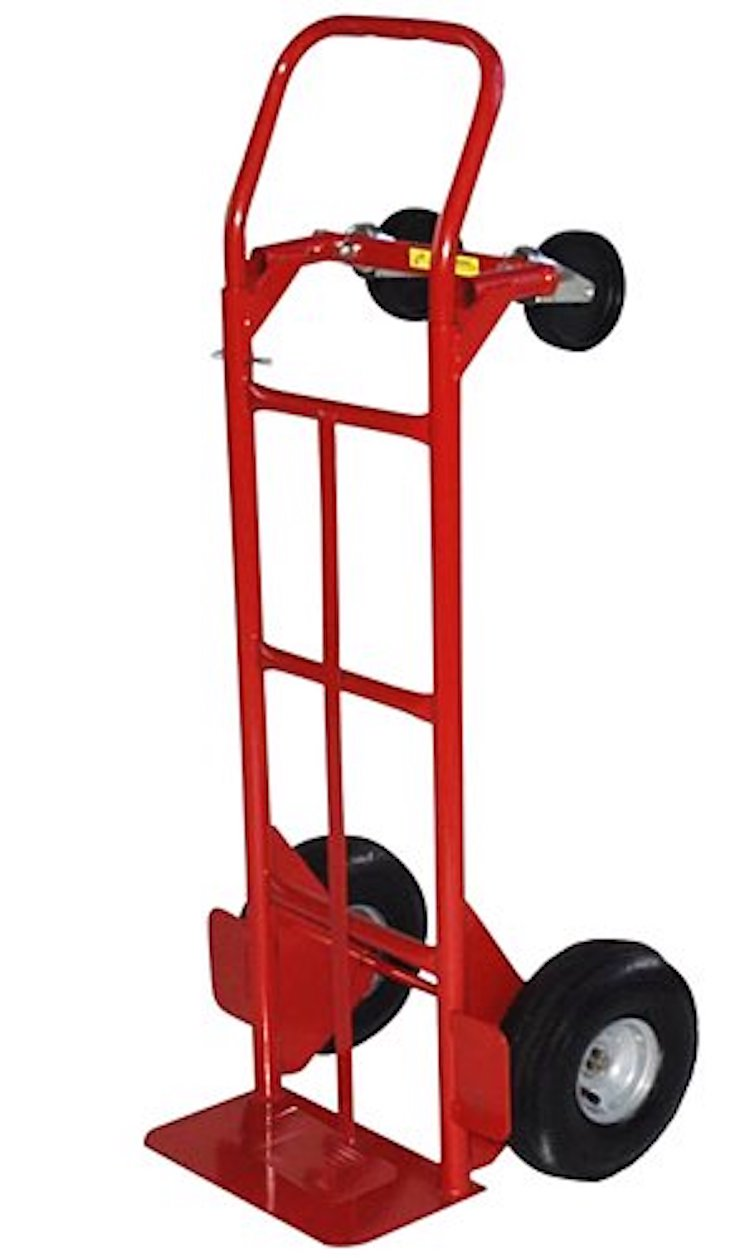 Milwaukee Hand Trucks 49180 Convertible Truck