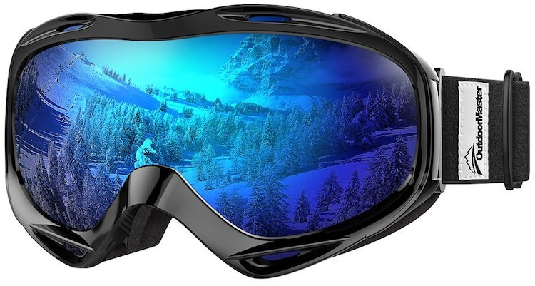 57870046e86 Top 10 Best Ski Goggles Reviewed in 2018