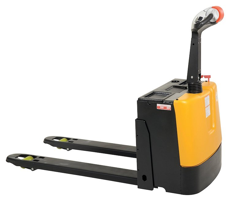 Vestil Fully Powered 3,300 LBS Electric Pallet Truck