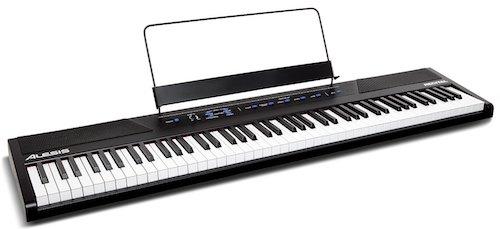 Alesis Recital 88-Key Beginner Digital Piano