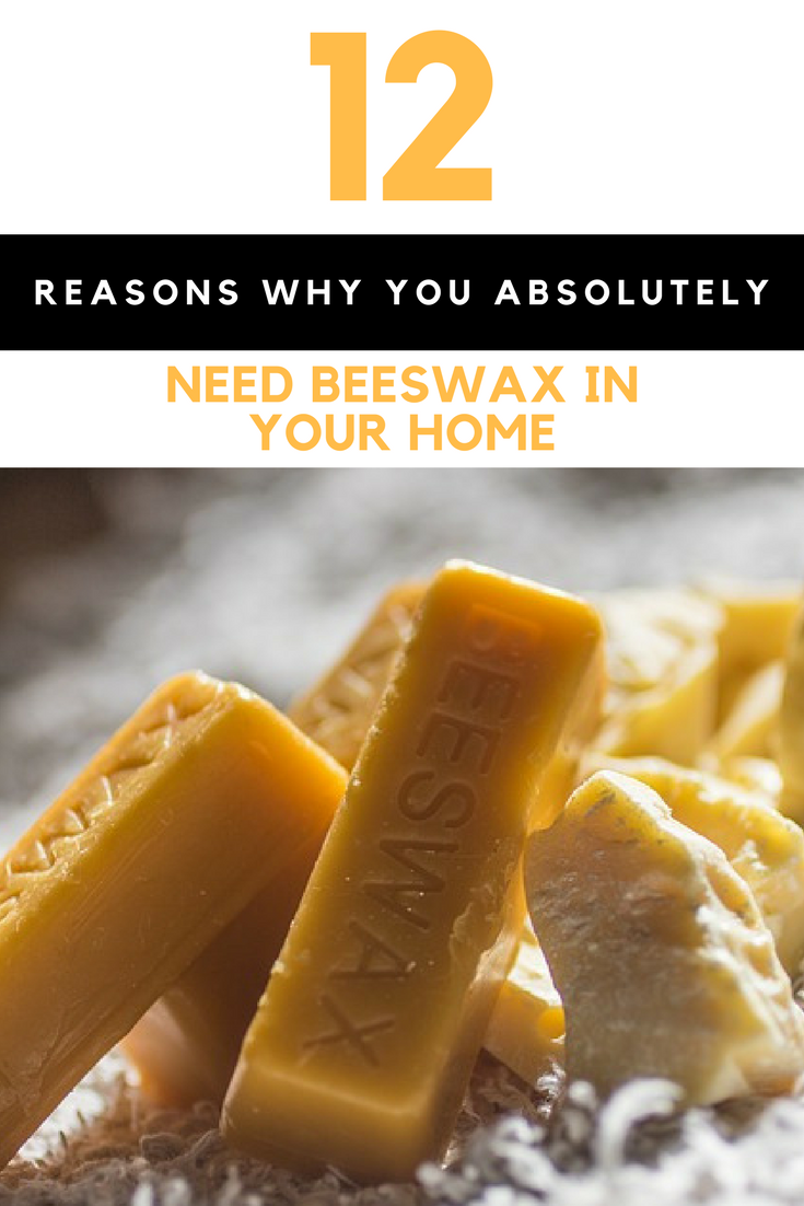 Beeswax Uses: 12 Reasons Why You Absolutely Need It In Your Home. | Ideahacks.com