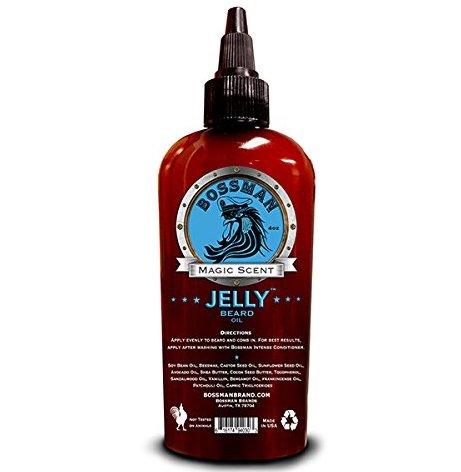 Bossman JELLY Beard Oil
