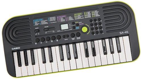Casio SA-46 Key Portable Keyboard
