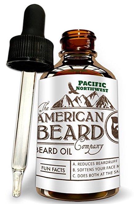 Cedar Scent Pacific Northwest Beard Oil