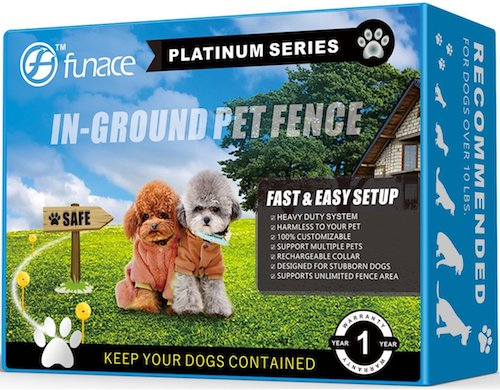FunAce Invisible In-Ground Dog Fence System