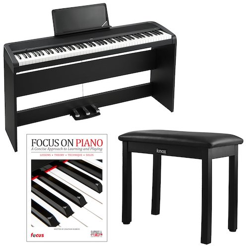 Korg B1SP 88 Weighted Key Digital Piano