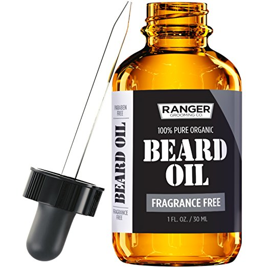 Leven Rose Fragrance Free Beard Oil