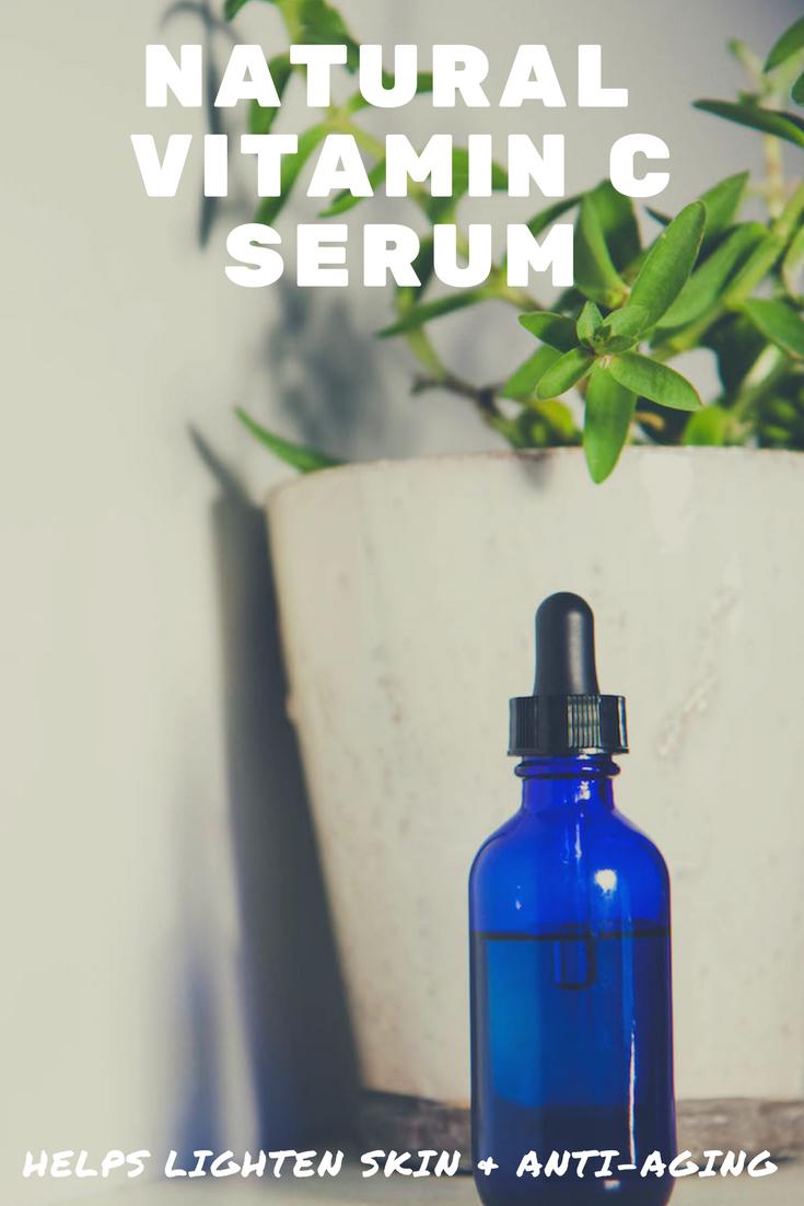 How to Make A Natural Anti-aging Vitamin C Serum. | Ideahacks.com