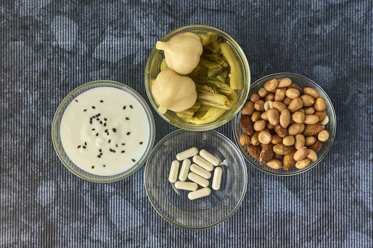 Probiotics Foods