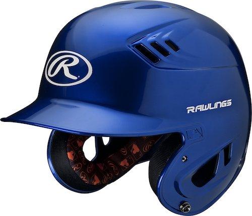 Rawlings R16 Series Metallic Baseball Batting Helmet