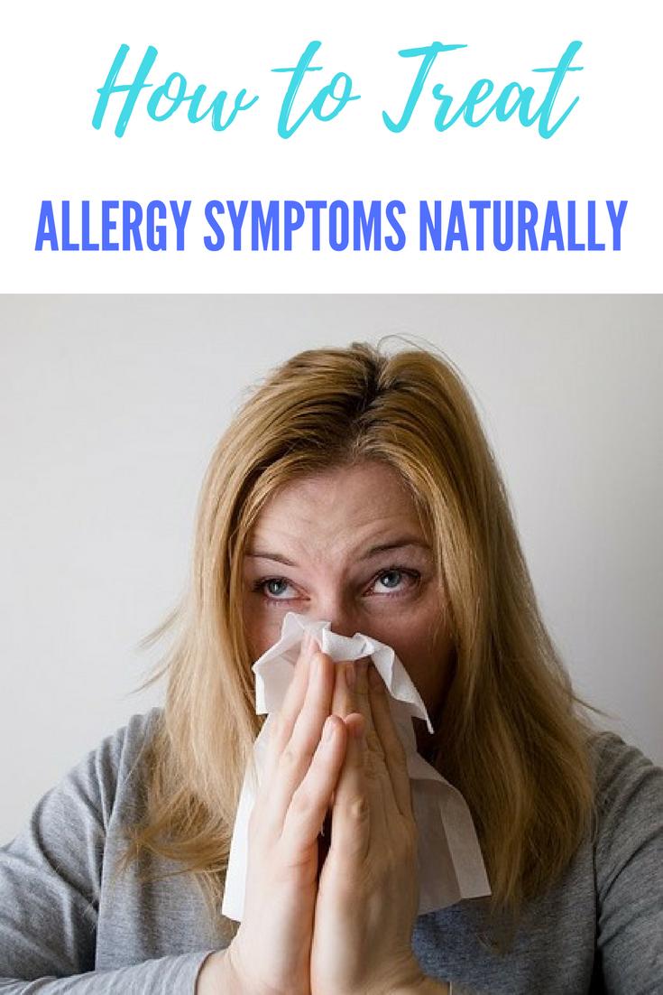 Seasonal Allergies Symptoms: How to Treat Them Naturally | Ideahacks.com