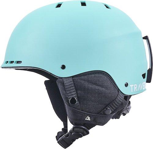 Traverse Vigilis 2-in-1 Convertible Ski Helmet