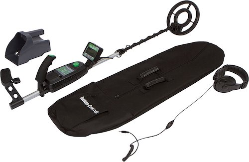 Treasure Cove TC-9700 Fortune Finder Pro Metal Detector Kit