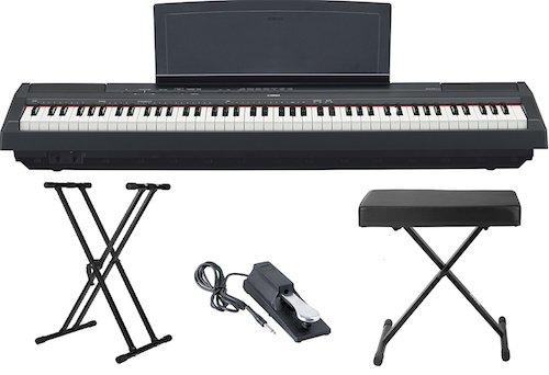 Yamaha P115 88 Weighted Key Digital Piano
